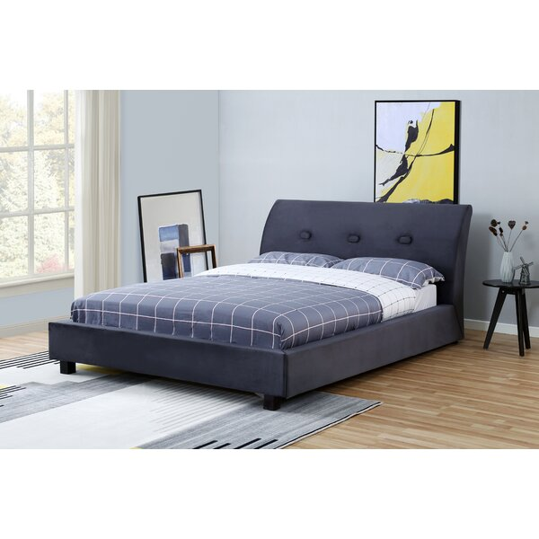 Gartman Upholstered Platform Bed by Latitude Run