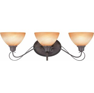 Affordable Price Altamonte 3-Light Vanity Light By Volume Lighting