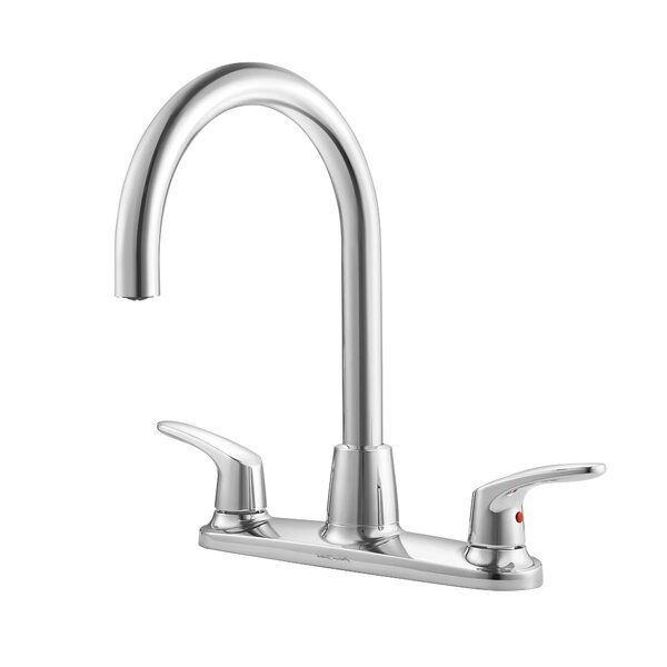 Colony Pro Double Handle Kitchen Faucet by American Standard