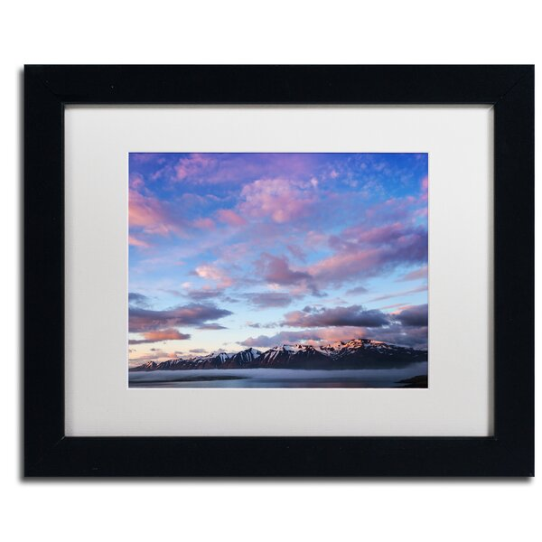 Anywhere with You by Philippe Sainte-Laudy Framed Photographic Print by Trademark Fine Art