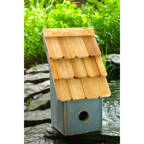 Fruit Coops 11 in x 6 in x 5 in Birdhouse by Heartwood