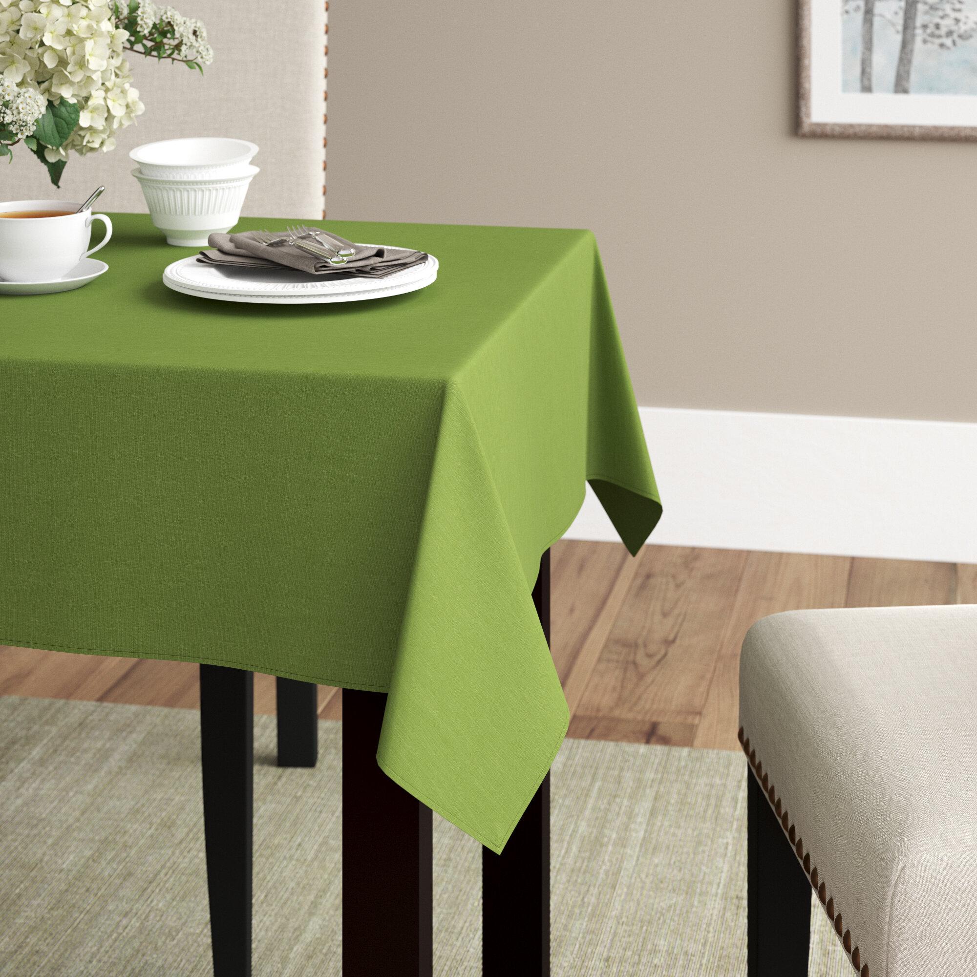 Green Winston Porter Tablecloths You Ll Love In 2021 Wayfair