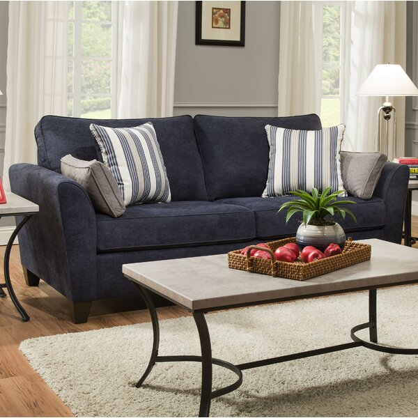 Stay On Trend This Eaker Sleeper Sofa by Charlton Home by Charlton Home