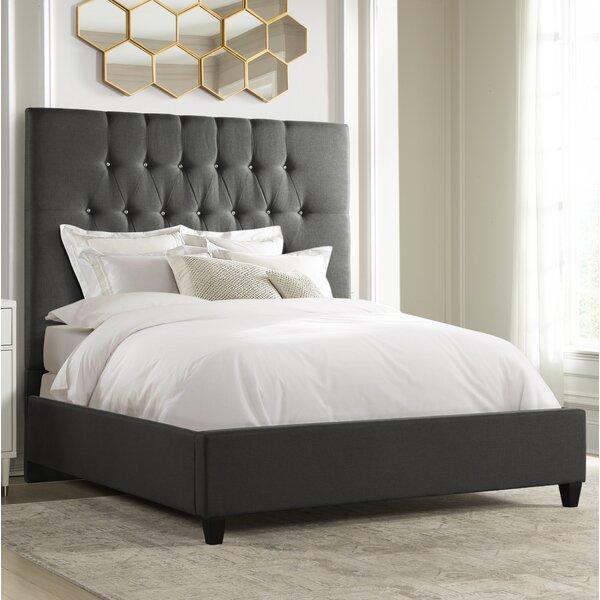 Adelina Upholstered Standard Bed by Mercer41