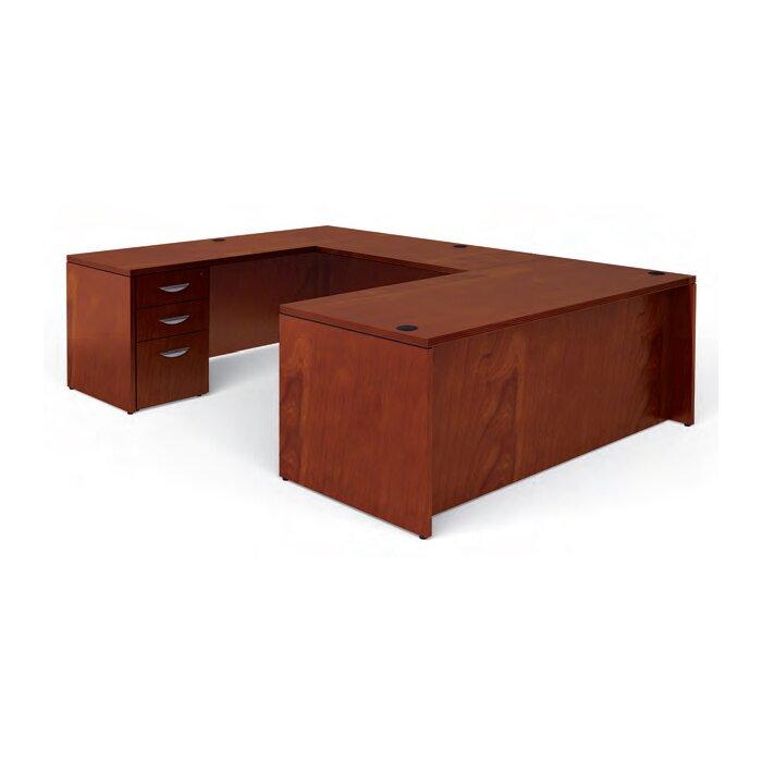 Ventnor U-Shaped Executive Desk