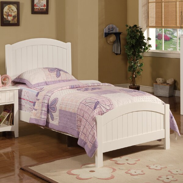 Shick Twin Platform Bed by Harriet Bee