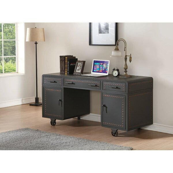 Linehan Office Executive Desk by 17 Stories