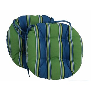 Merveilleux Indoor/Outdoor Patio Chair Cushion (Set Of 2)