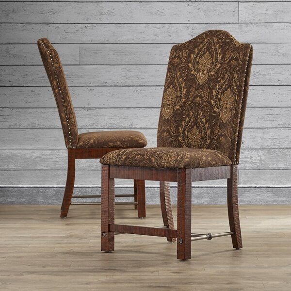 Diez Side Chair (Set of 2) by Loon Peak