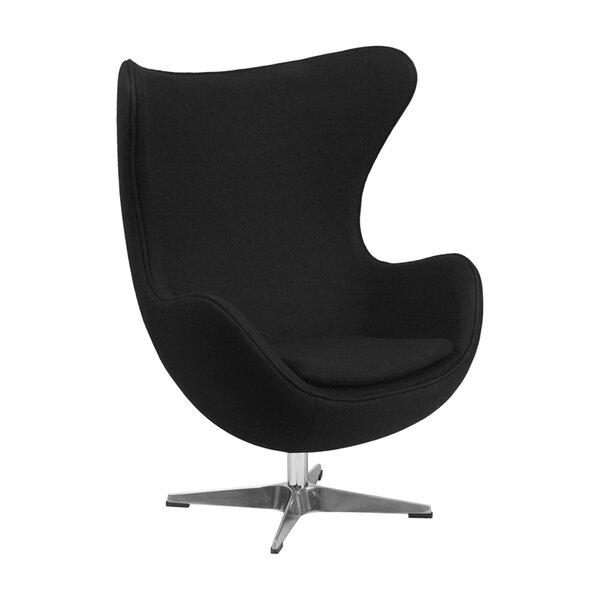 Camila Swivel Lounge Chair by Orren Ellis