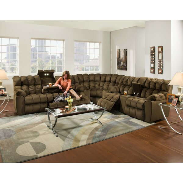 Harrold Reclining Sectional by Red Barrel Studio
