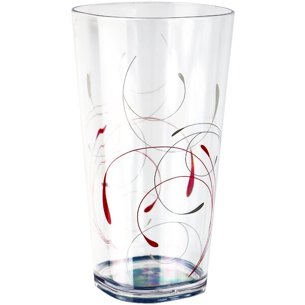 Splendor Acrylic 19 oz. Ice Tea Glass (Set of 6) b