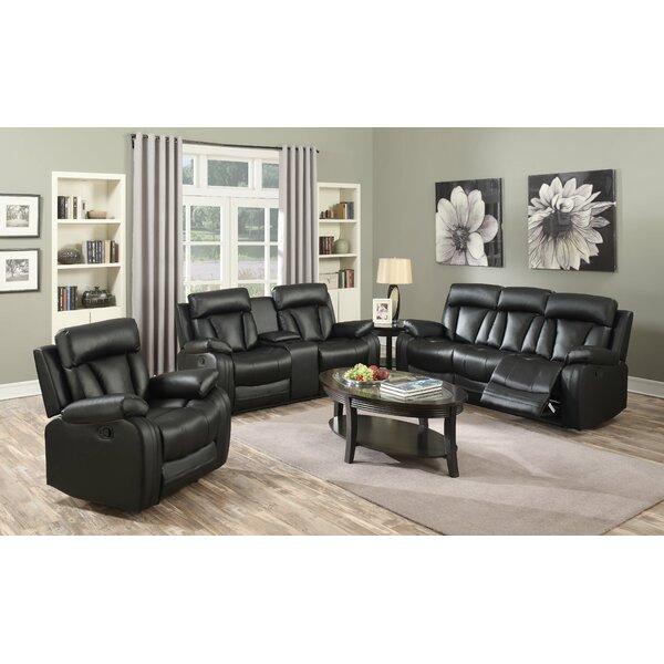 Balderas Reclining Sofa By Winston Porter