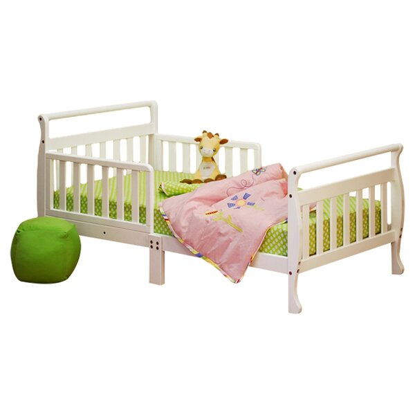Krieger Toddler Sleigh Bed by Viv + Rae