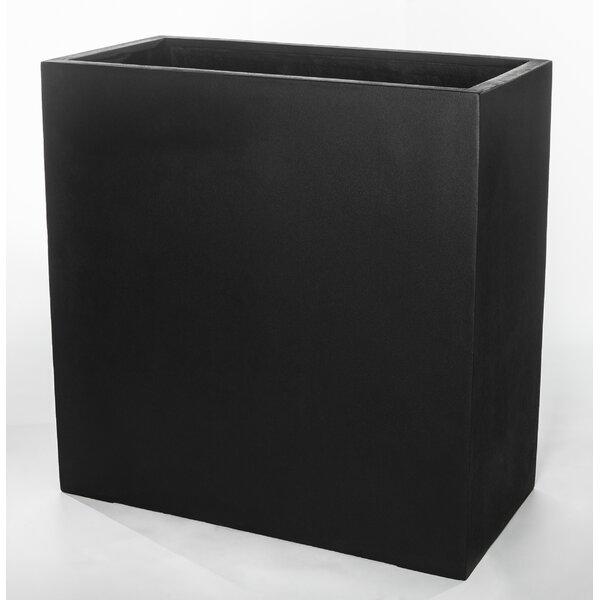 Pellston Modular Lite 4 Fiberglass Planter Box by Orren Ellis