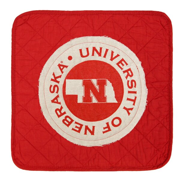 University of Nebraska Placemat (Set of 4) by Great Finds