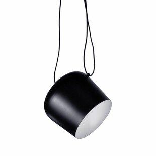 Atharva 1-Light Bell Pendant ByWade Logan