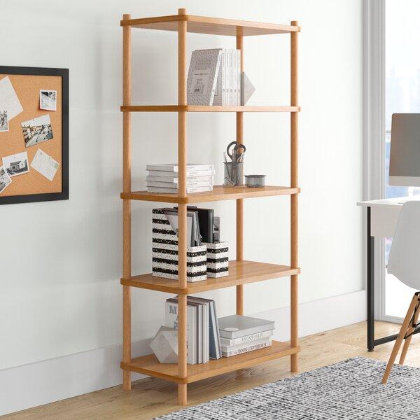 Wisconsin Etagere Bookcase By Loon Peak