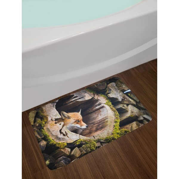 Animal Bath Rug by East Urban Home
