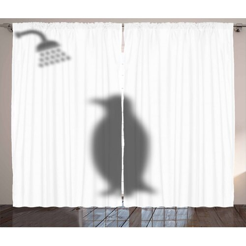 Penguin Pinch Pleat Blackout Thermal Curtains East Urban