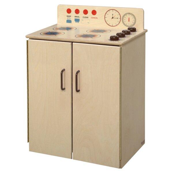 School Age Deluxe Range Appliance by Wood Designs