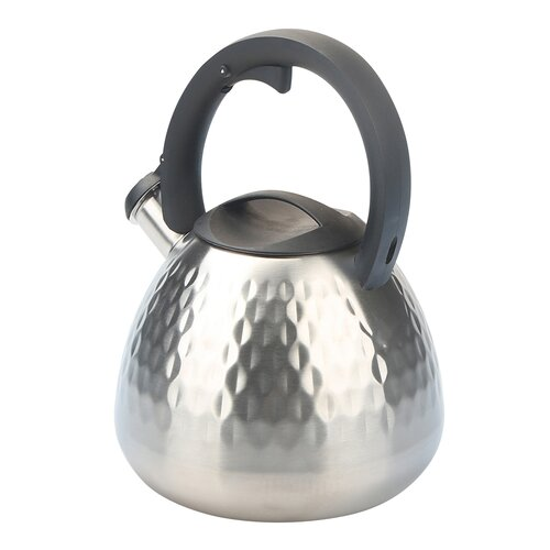Mathers 2.7L Stainless Steel Whistling Stovetop Kettle