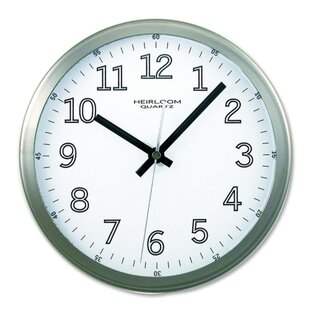 Review 9 Artistic Wall Clock by Artistic Products LLC