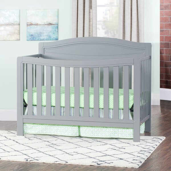 Dresden 4-in-1 Convertible Crib by Child Craft
