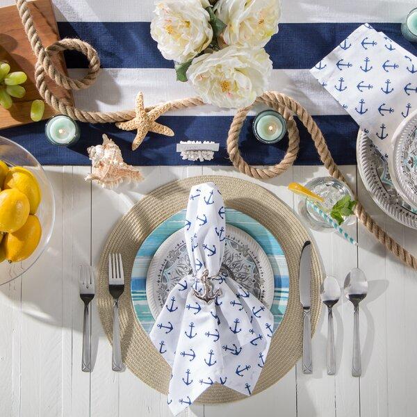 Renner 12 Piece Melamine Dinnerware Set, Service for 4 by Beachcrest Home