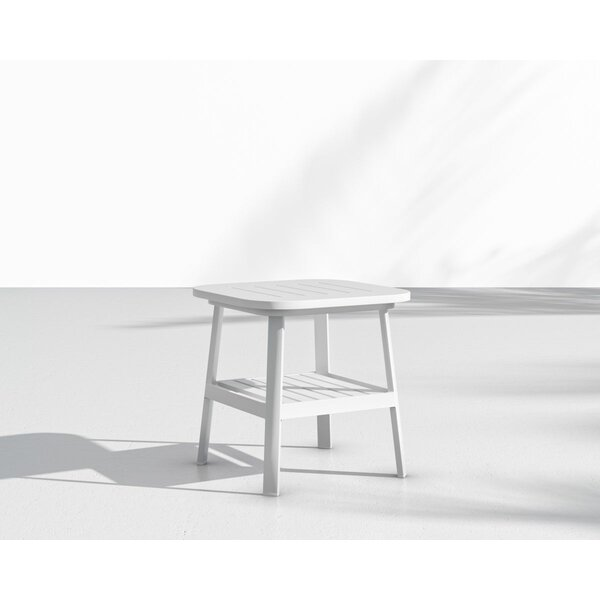 Boone Patio Side Table by Brayden Studio