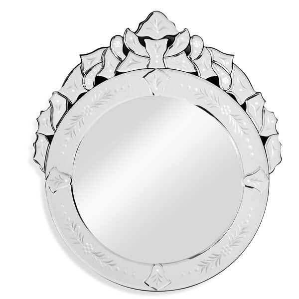 Ramsell Wall Accent Mirror by Astoria Grand