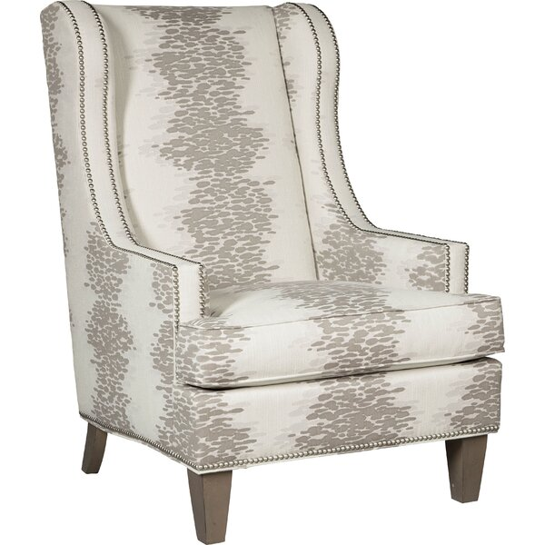 Walker Wingback Chair by Fairfield Chair