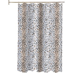 Read Reviews Bentley Shower Curtain By World Menagerie