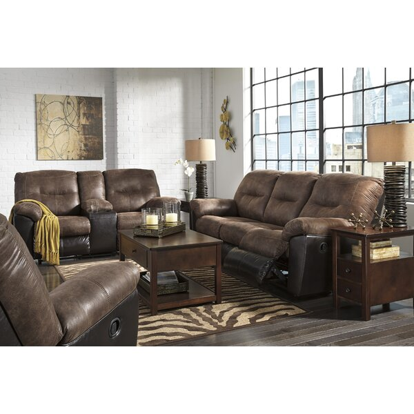 Elsmere Reclining Configurable Living Room Set by Latitude Run