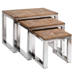 Penson 3 Piece Nesting Table Set by Brayden Studio