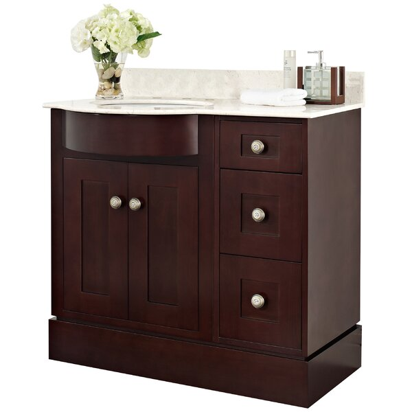 Haakenson Transitional 36 Single Bathroom Vanity Set by Red Barrel Studio