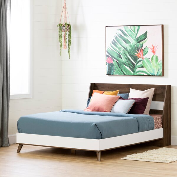 Yodi Platform Bed by South Shore