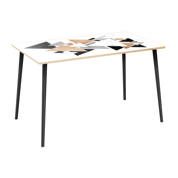 Artemas Dining Table by Bungalow Rose