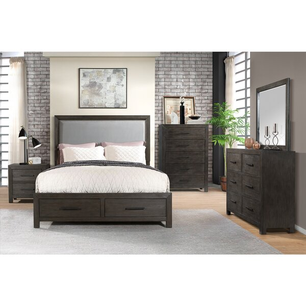 New Mccorkle Platform 5 Piece Bedroom Set By Gracie Oaks Wonderful