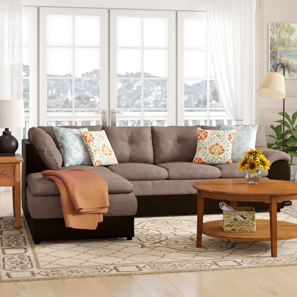 Brewster Sectional by Andover Mills