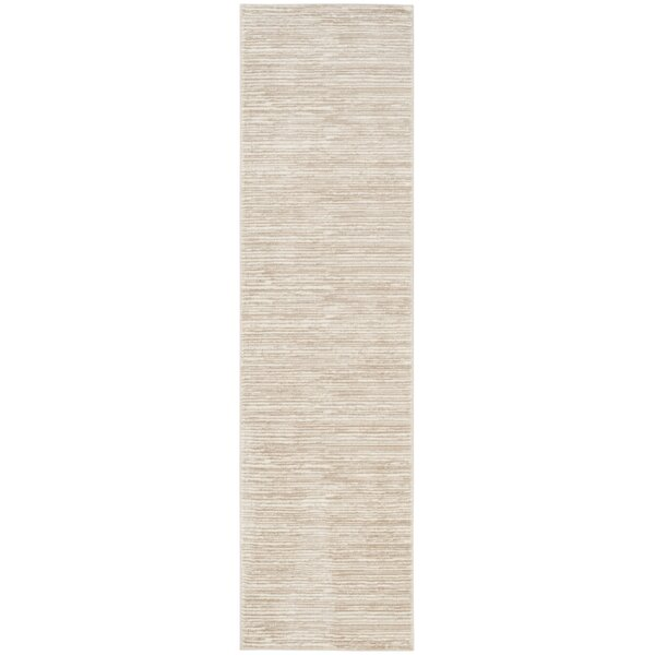Harloe Ivory/Cream Area Rug by Zipcode Design
