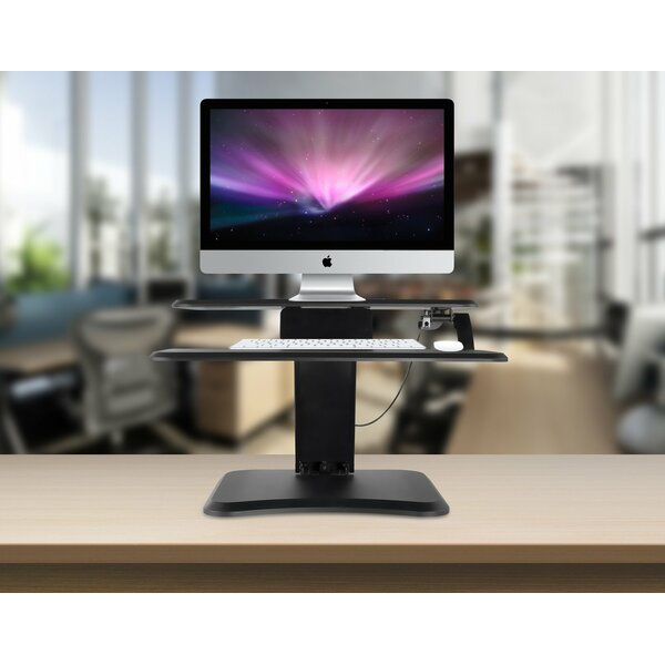 Indie Standing Desk Converter by Symple Stuff