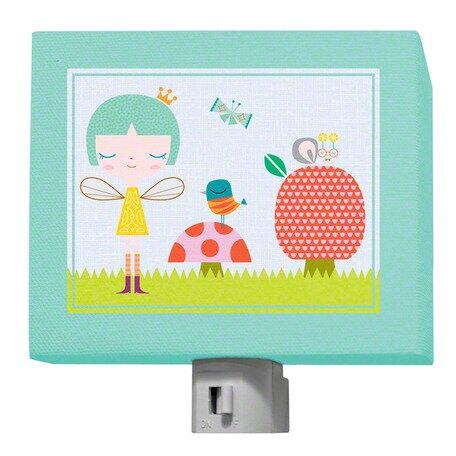 A Very Fairy Topiary Night Light by Oopsy Daisy