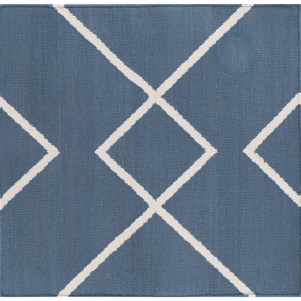 Smyth Slate/Ivory Area Rug by Mercury Row