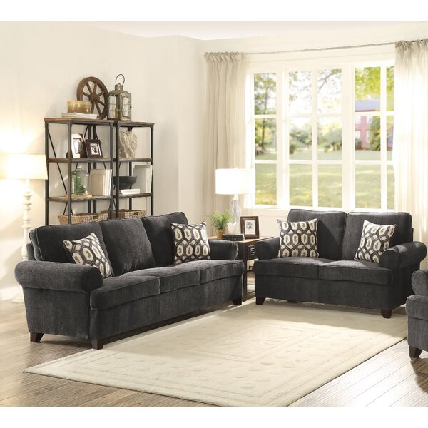 Looking for Pate Sleeper Configurable Living Room Set By Canora Grey New Design