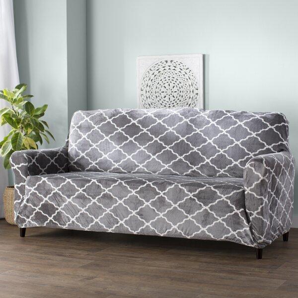 Sofa Three Cushion Slipcovers Wayfair