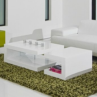 Boa Solid Coffee Table By Orren Ellis