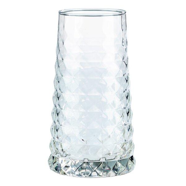 Westfield 16 oz. Glass Pint Glass (Set of 6) by Ivy Bronx