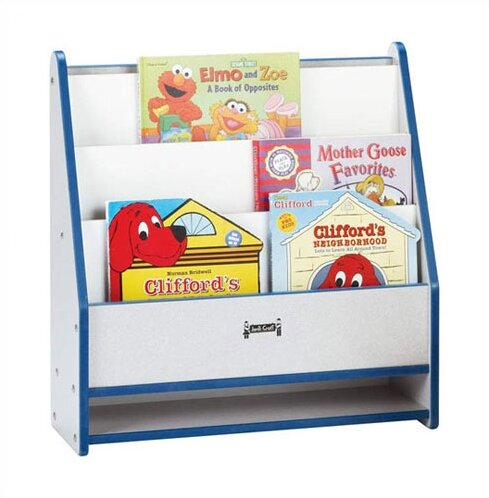 Rainbow Accents® 4 Compartment Book Display by Jonti-Craft