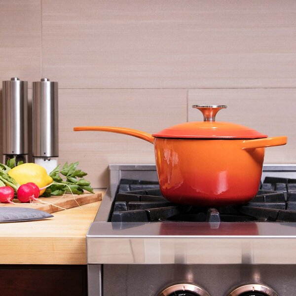 2 qt. Sauce Pan with Lid by Zelancio